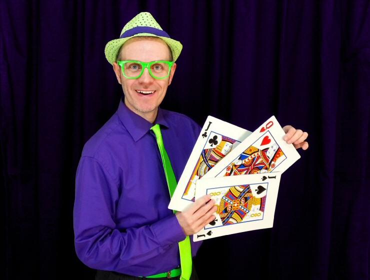 Amazing Matt Portsmouth Magician 1