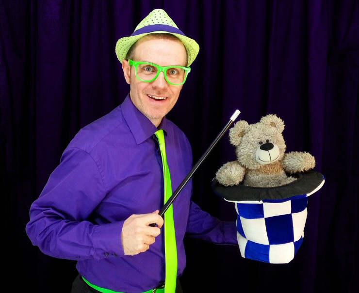Amazing Matt Portsmouth Magician 3